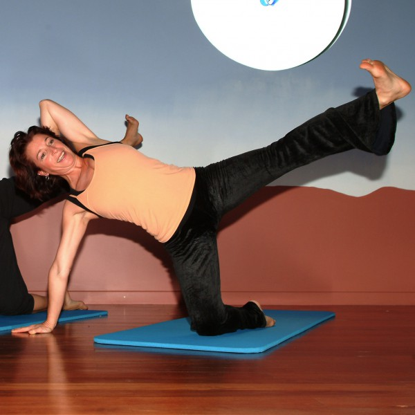 Anyes Icher Pilates Instructor Albany